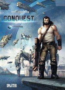 Nicolas Jarry: Conquest. Band 2, Buch