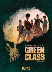 Jérôme Hamon: Green Class. Band 1, Buch