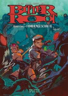 David F. Walker: Bitter Root. Band 1, Buch
