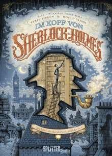 Cyril Liéron: Im Kopf von Sherlock Holmes, Buch