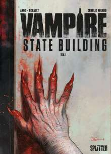 Ange: Vampire State Building. Band 1, Buch