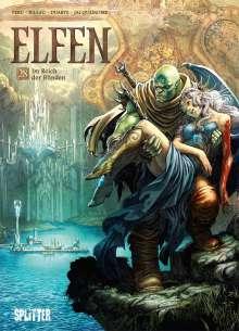 Olivier Peru: Elfen. Band 28, Buch