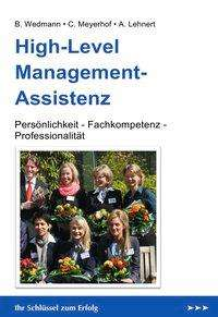 Bärbel Wedmann: High-Level Management-Assistenz, Buch