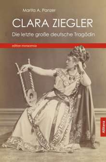 Marita Panzer: Clara Ziegler, Buch