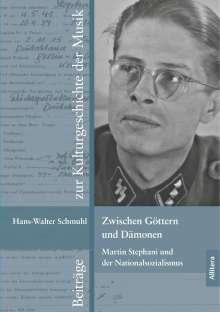 Hans-Walter Schmuhl: Zwischen Göttern und Dämonen, Buch