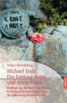 Volker Wehdeking: Michael Ende. Der Fantasy-Autor und seine Filme, Buch
