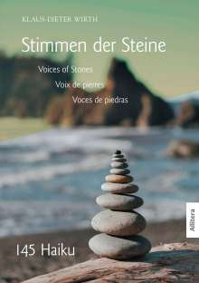 Klaus-Dieter Wirth: Stimmen der Steine, Buch