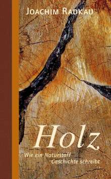 Joachim Radkau: Holz, Buch