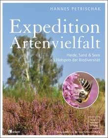 Hannes Petrischak: Expedition Artenvielfalt, Buch