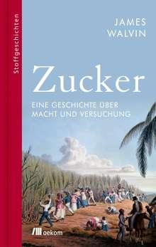 James Walvin: Zucker, Buch