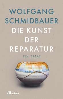 Wolfgang Schmidbauer: Die Kunst der Reparatur, Buch