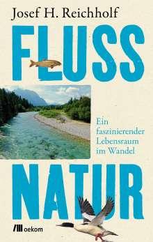 Josef H. Reichholf: Flussnatur, Buch