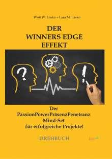 Wolf W. Lasko: Der Winners Edge Effekt, Buch