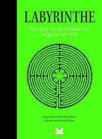 Angus Hyland: Labyrinthe, Buch