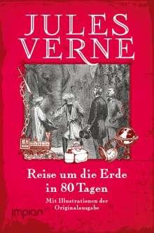 Jules Verne: Reise um die Erde in 80 Tagen, Buch