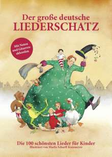 Der große deutsche Liederschatz, Buch
