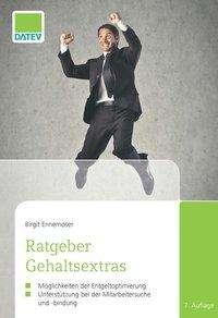 Birgit Ennemoser: Ratgeber Gehaltsextras, Buch
