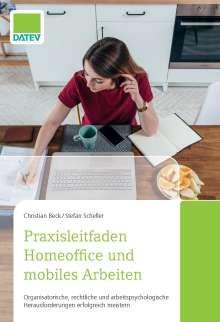 Stefan Scheller: Praxisleitfaden Homeoffice und mobiles Arbeiten, Buch