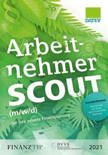 DATEV ArbeitnehmerScout (m/w/d), Buch