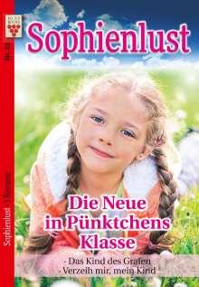 Juliane Wilders: Sophienlust Nr. 23: Die Neue in Pünktchens Klasse / Das Kind des Grafen / Verzeih mir, mein Kind, Buch