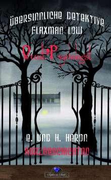E. und H. Heron: Flaxman Low, Buch