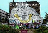 Berlin Street Art 2021 - Format L, Kalender