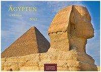 H. W. Schawe: Ägypten 2022 - Format S, Kalender