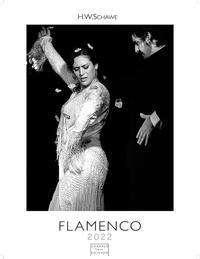 H. W. Schawe: Flamenco Schwarz/Weiß 2022, Kalender