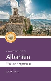 Christiane Jaenicke: Albanien, Buch