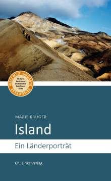 Marie Krüger: Island, Buch