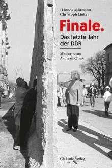 Hannes Bahrmann: Finale, Buch