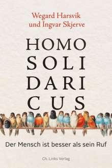 Wegard Harsvik: Homo Solidaricus, Buch