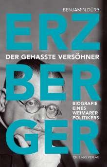 Benjamin Dürr: Erzberger, Buch