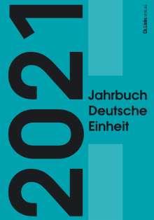 Jahrbuch Deutsche Einheit 2021, Buch