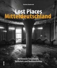 Christian Sünderwald: Lost Places Mitteldeutschland, Buch