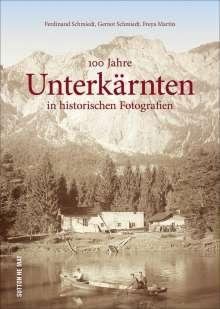 Freya Martin: 100 Jahre Unterkärnten, Buch