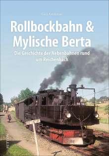 Gero Fehlhauer: Rollbockbahn und Mylische Berta, Buch