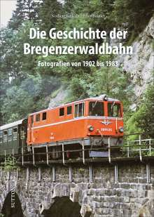 Norbert Fink: Die Geschichte der Bregenzerwaldbahn, Buch