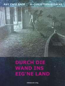 Ray Zwie Back: Durch die Wand ins eig'ne Land, Buch