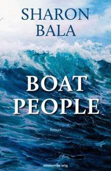 Sharon Bala: Boat People, Buch
