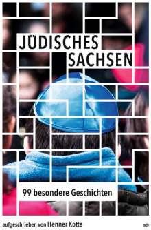 Henner Kotte: Jüdisches Sachsen, Buch