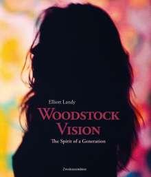 Elliott Landy: Woodstock Vision: The Spirit of a Generation, Buch