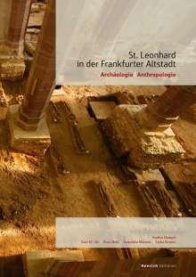 Andrea Hampel: St. Leonhard in der Frankfurter Altstadt, Buch