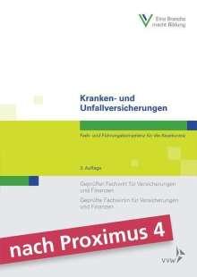 Volker Dicke: Kranken- und Unfallversicherungen, Buch