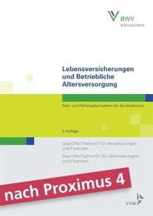 Rainer Foitzik: Lebensversicherungen und Betriebliche Altersversorgung, Buch