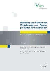 Thomas Köhne: Marketing und Vertrieb von Versicherungs- und Finanzprodukten für Privatkunden, Buch