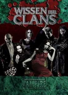 Alan Alexander: Vampire: Die Maskerade Wissen der Clans (V20), Buch