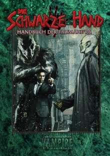 Maggie Carroll: Vampire: Die Maskerade Die Schwarze Hand (V20), Buch