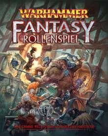 Dave Allen: Warhammer Fantasy-Rollenspiel Regelwerk, Buch