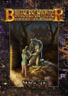 Jackie Cassada: Werwolf: Blutsgeschwister: Ein eigener Schlag (W20), Buch